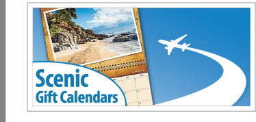 Scenic Calendars  |  Promotional Scenic Calendars | Scenic Advertising Calendars