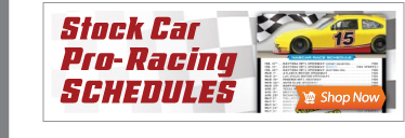 Stock Car Pro Racing Schedules  |  NASCAR RACE SCHEDULES