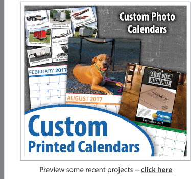 Custom Wall Calendars | Custom Wall Calendars Printing for Business Use