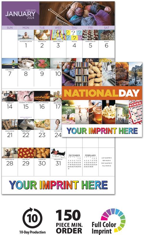 2021 National Day Calendar | 11