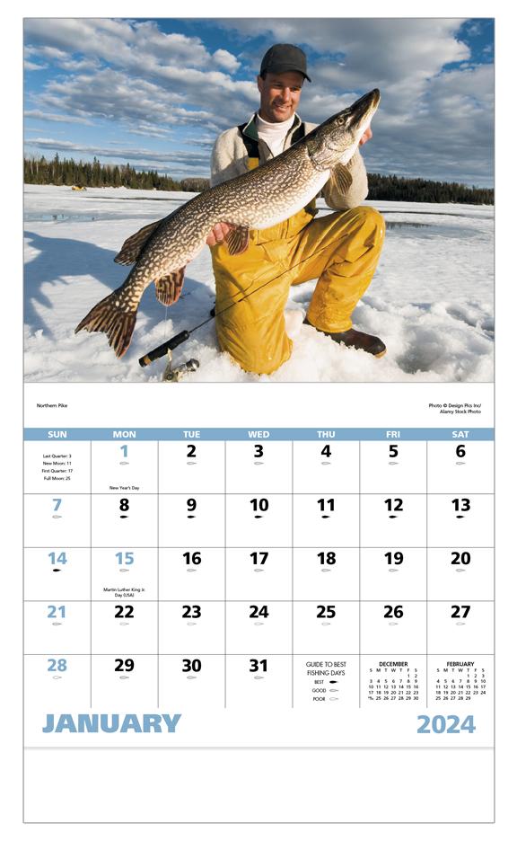 Best Fishing Days 2021 2021 Fishing Calendar | 11