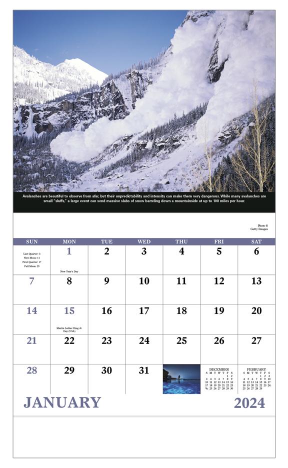 2021 Power of Nature Calendar   11