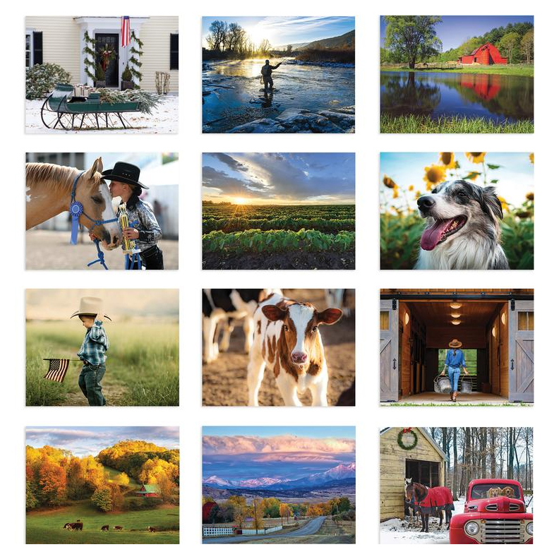Buy the Old Farmer's Almanac here. It's the oldest and largest farmers' almanac in America. Almanac wall calendars are also available, plus gifts and decor for your home and garden.