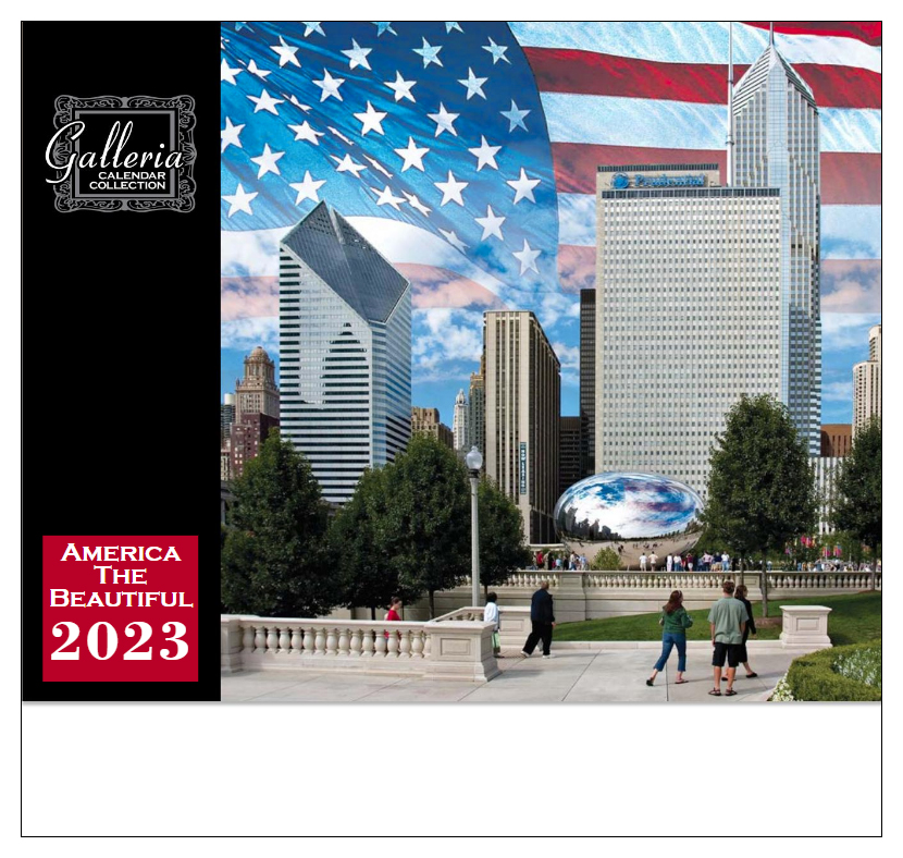 Friday Favorites 5 Websites For Beautiful And Affordable: 2020 Galleria Collection America The Beautiful Calendar