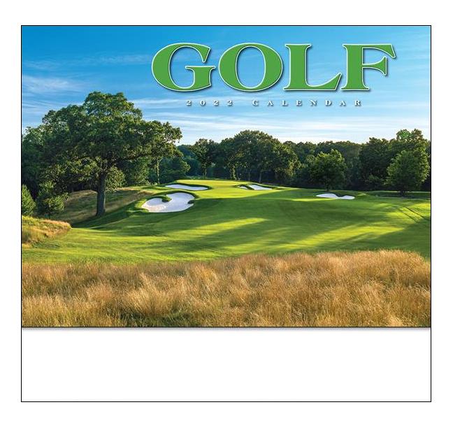 Golf calendar foto 59