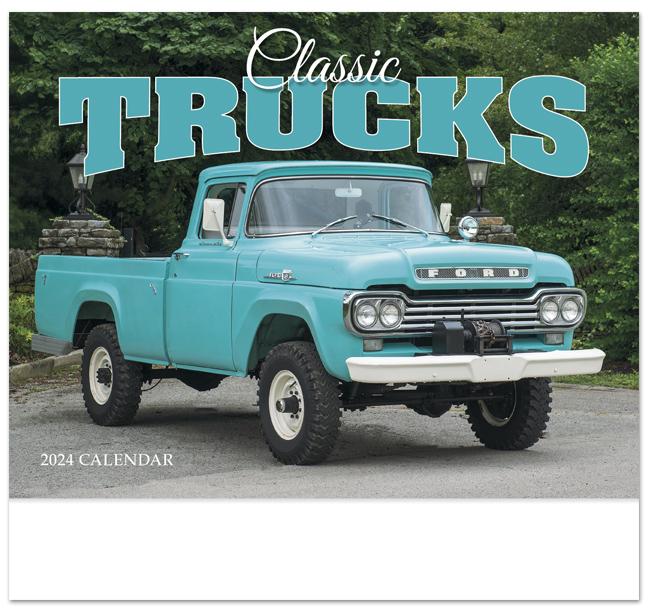 2020 Classic Trucks Calendar 10 7 8 Quot X 18 Quot Customized
