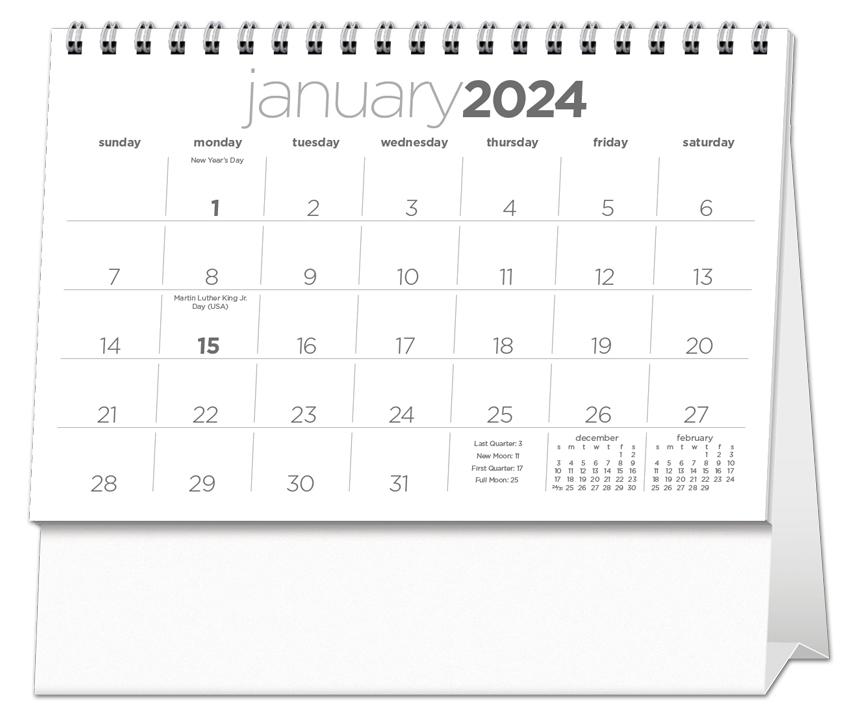 X Files Calendar : Simplicity large desk calendar quot
