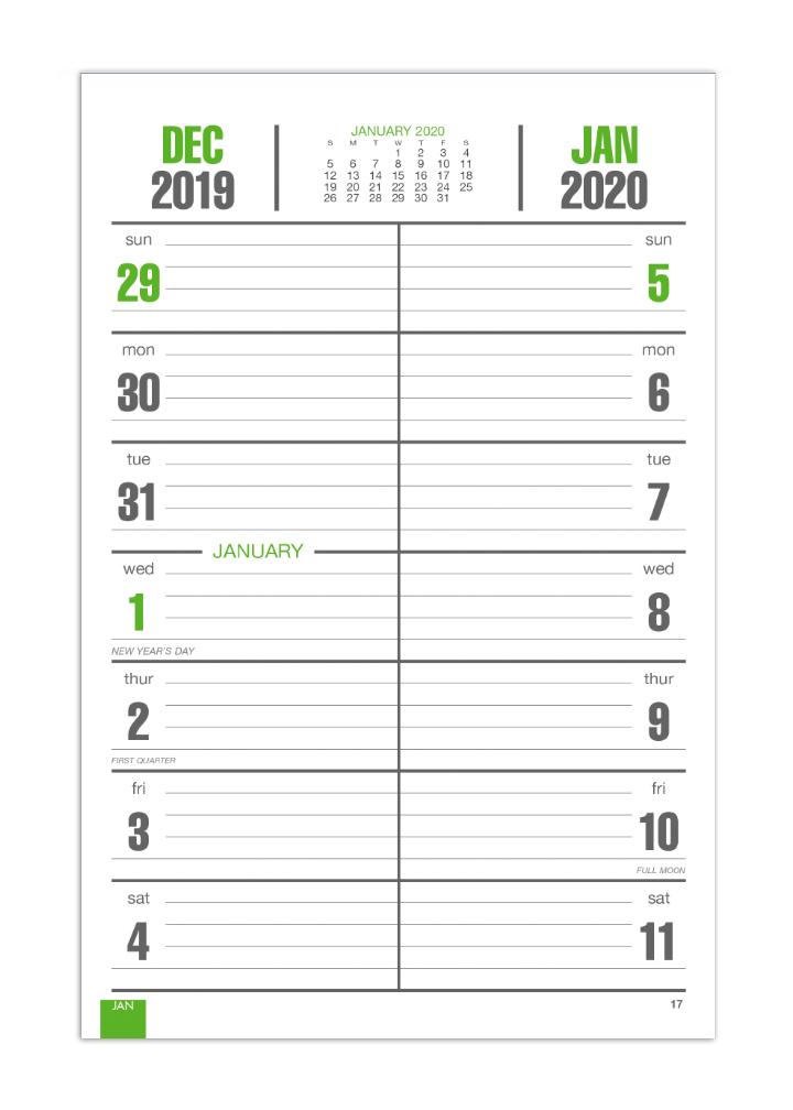 Weekly Calendar Board : Bi weekly memo board image calendar quot