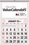 General Memo Calendars