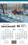 6-Sheet Executive Calendars
