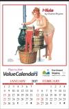 Pin-Up Model Calendars