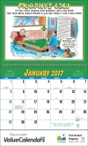 Murphy's Law Calendars
