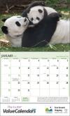 Exotic Animal Calendars