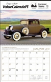 Antique Car Calendars
