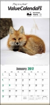 North American Wildlife Calendars