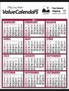 Span-A-Year Calendars
