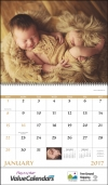 Semi Custom Photo Calendars