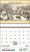 Currier & Ives Calendars
