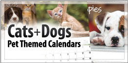 Promotional Animal Calendars