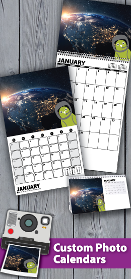 Shop Custom Calendars