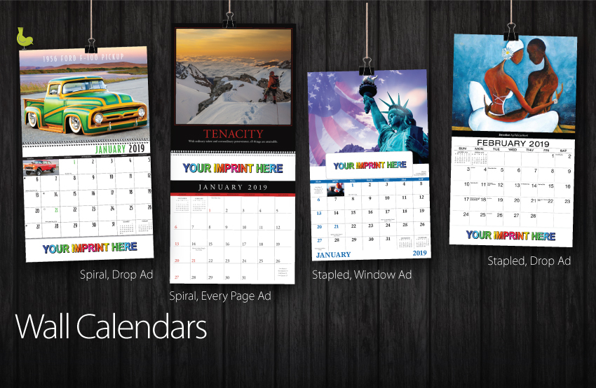 Appointment Wall Calendars
