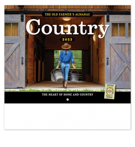 The Old Farmer's Almanac - Country Calendar