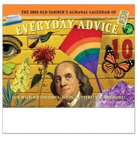 The Old Farmer's Almanac - Everyday Advice Calendar