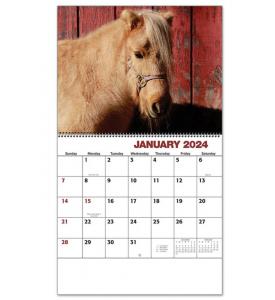 American Agriculture Spiral Calendars