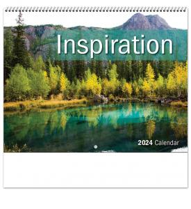 Inspirational Spiral Calendar