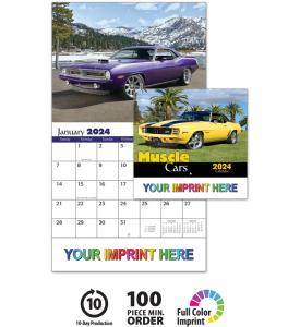 Muscle Car Calendar