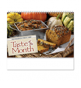 Taste of the Month Calendar