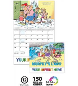 Murphy's Law II Calendar