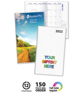 HDI Full Color Pocket Planner, Monthly