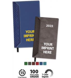 Duo Ely Pocket Planner, Monthly