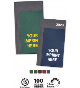 Duo Inset Pocket Planner, Monthly