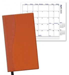 Duo Surge Pocket Planner, Monthly