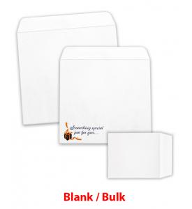 Calendar Envelope C -- BLANK / BULK