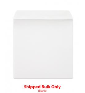 Calendar Envelope B -- BLANK / BULK