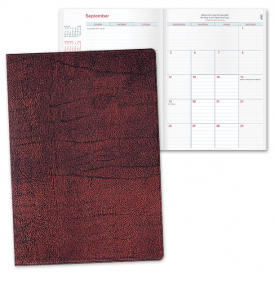 Flex Core 7X10 Planner, Monthly