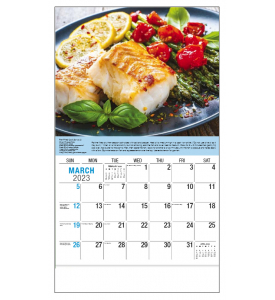 Recipes Calendar