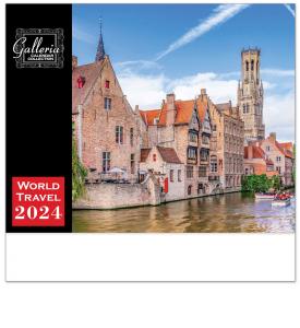World Travel Scenic Calendar