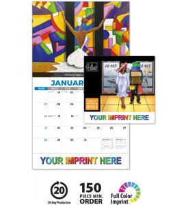 Celebration of African American Art Calendar