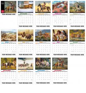 Spirit of the West Calendar