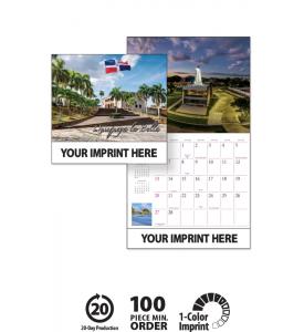 Quisqueya La Bella Calendars