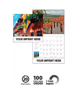 Columbia; Tierra Querida Calendars