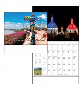 Ecuador; Tesoro Andino Calendars