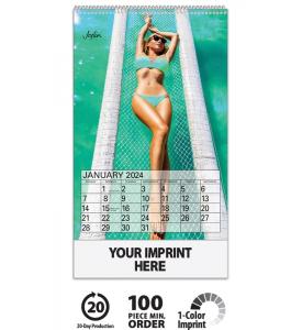 Centerfold Calendar  **NEW PUBLISHER**
