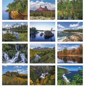 Scenic America Calendar