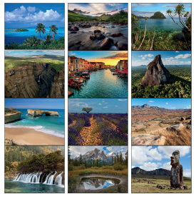 Destination Dreams Calendar