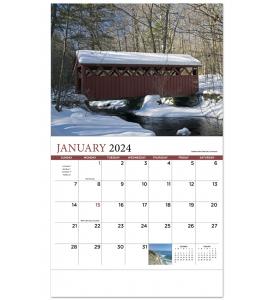 New England Calendar